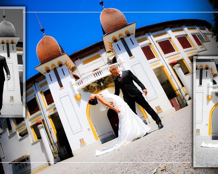 Top Mise en page d'album photo Mariages - Studio la Makina UP17